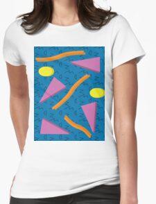 Retro Redo Womens Fitted T-Shirt