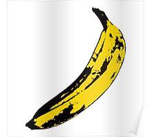Big Yellow Banana Poster