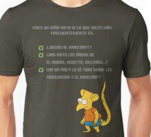 Niño Rata Unisex T-Shirt