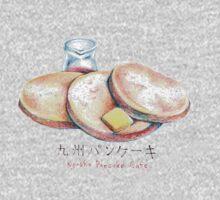 Kyushu Pancake illustration One Piece - Long Sleeve