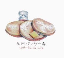 Kyushu Pancake illustration One Piece - Short Sleeve
