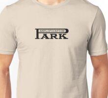 Vintage park amp black Unisex T-Shirt