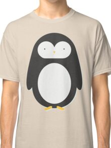 Cute Animals Stickers Series / Cute Penguin // Cute Aquatic Animal Classic T-Shirt