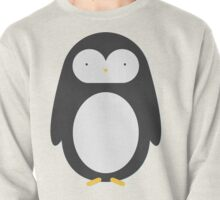 Cute Animals Stickers Series / Cute Penguin // Cute Aquatic Animal Pullover