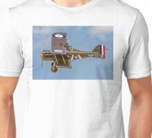 Royal Aircraft Factory SE5a F904 G-EBIA Unisex T-Shirt