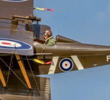 Royal Aircraft Factory SE5a F904 G-EBIA Sticker