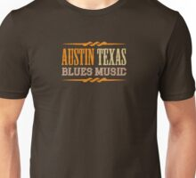 Austin texas blues music Unisex T-Shirt