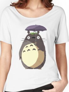 Totoro #1 Women's Relaxed Fit T-Shirt