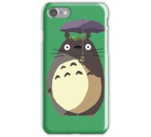Totoro #1 iPhone Case/Skin