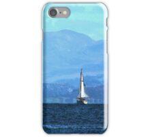 Sailing To Harlech 2 iPhone Case/Skin
