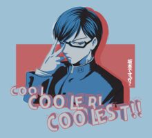 Cool COOLER! COOLEST!! Baby Tee