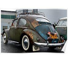 1951 Volkswagen - Jesus Saves Poster