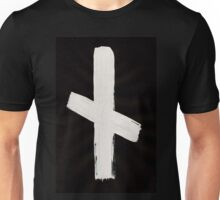 Anglo-Saxon Futhorc nȳd need angst n Inverted Unisex T-Shirt