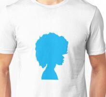 Afro Blue Unisex T-Shirt