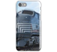 New York Central Diesel-Electric  Locomotive   iPhone Case/Skin