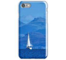 Sailing To Harlech iPhone Case/Skin