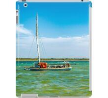 Lagoa do Paraiso Jericoacoara Brazil iPad Case/Skin