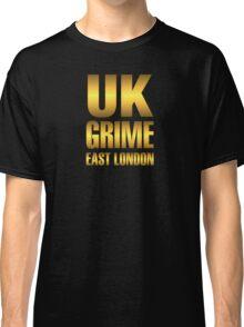 Golden UK grime Classic T-Shirt