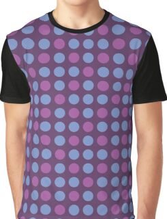 Retro pattern in circles Graphic T-Shirt