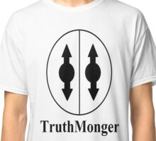 Percy Sly-A.I.O. Guardian God-TruthMonger Classic T-Shirt