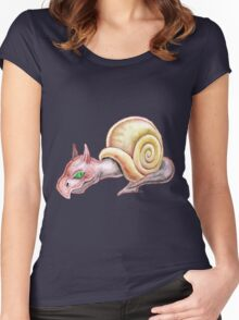 Pet Snagon  Women's Fitted Scoop T-Shirt