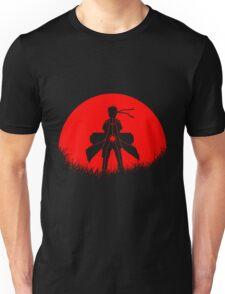 Naruto - Red Moon Gutsy Unisex T-Shirt
