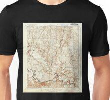 USGS TOPO Map Arkansas AR Moro Bay 260206 1938 62500 Unisex T-Shirt