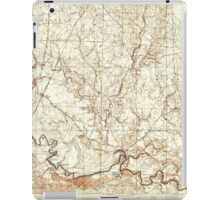 USGS TOPO Map Arkansas AR Moro Bay 260206 1938 62500 iPad Case/Skin