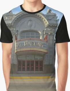 Al Ringling Theater Graphic T-Shirt