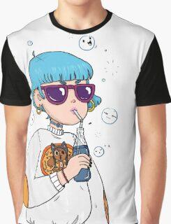 SODA POP GIRL! Graphic T-Shirt