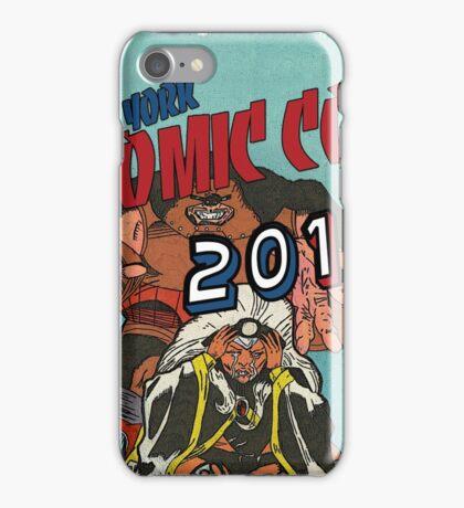 Comic Con 2014 Shirt iPhone Case/Skin