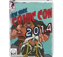 Comic Con 2014 Shirt iPad Case/Skin