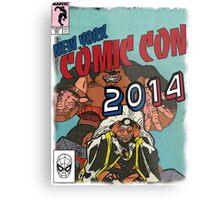 Comic Con 2014 Shirt Metal Print