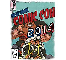 Comic Con 2014 Shirt Photographic Print