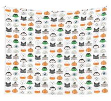 Halloween pattern Wall Tapestry