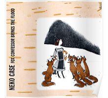 Neko Case - Fox Confessor Brings the Flood Album Cover Poster