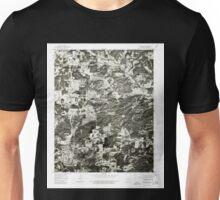 USGS TOPO Map Arkansas AR Salem NW 259555 1976 24000 Unisex T-Shirt