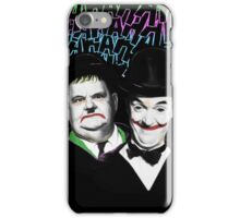 A Pair of Jokers iPhone Case/Skin
