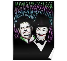 A Pair of Jokers Poster