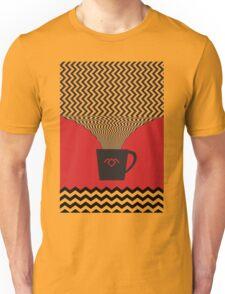 a damn fine cup of coffee Unisex T-Shirt