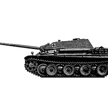 Jagdpanther by deathdagger