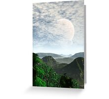 Sorpen Sky Greeting Card