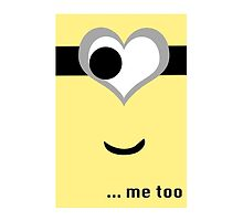 Me Too .... Minion by LivsDoodles