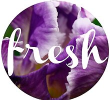Fresh and Floral by Winter Enright