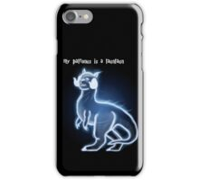 tauntaun patronus iPhone Case/Skin