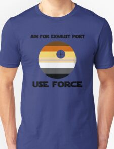 Use Force Bear Pride Colors T-Shirt