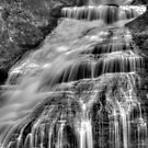 A Wall of Water by ©  Paul W. Faust