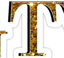 Glitter GTV Sticker