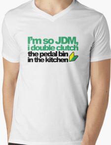 I'm so JDM, i double clutch the pedal bin (4) T-Shirt
