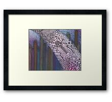 Creativity Bug Framed Print